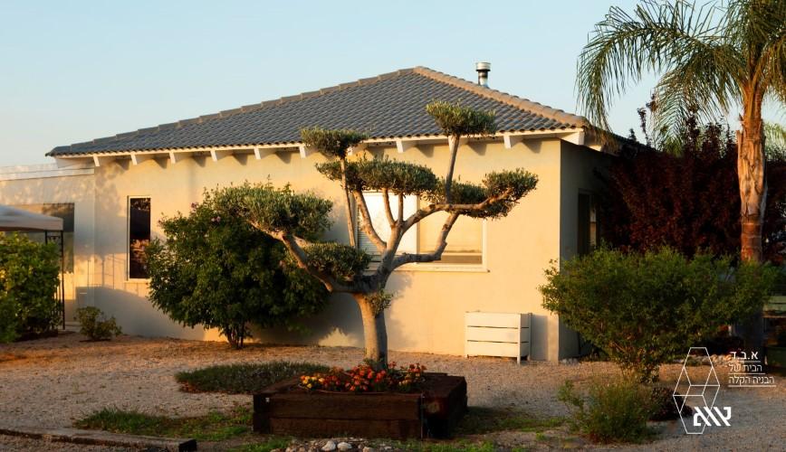 בית משפחת קחטן - מושב טל שחר