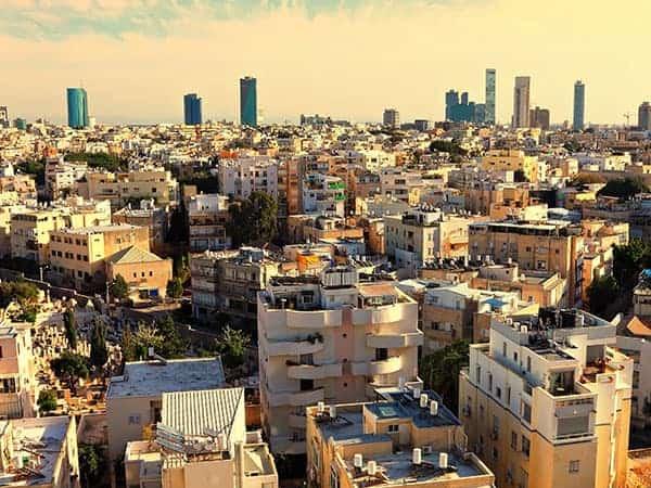 קניית דירות בתל אביב
