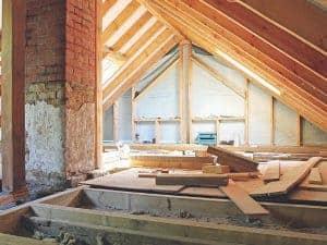 בניה עץ בשיטת הבניה הקלה