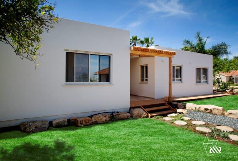 בניה קלה - הפתרון למחירי הדיור