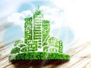 בניה ירוקה בשיטת הבניה הקלה