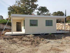 פרויקט מבנים ניידים 48