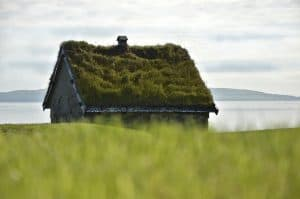 איטום גגות בניה ירוקה