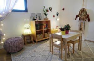 חדר ילדים בניה יבילה